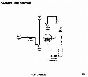 1988 Ford Ranger Vacuum Diagram