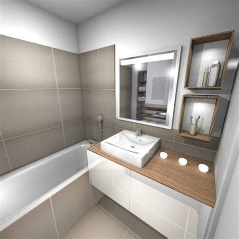 amenagement de cuisine stunning salle de bain idee deco contemporary