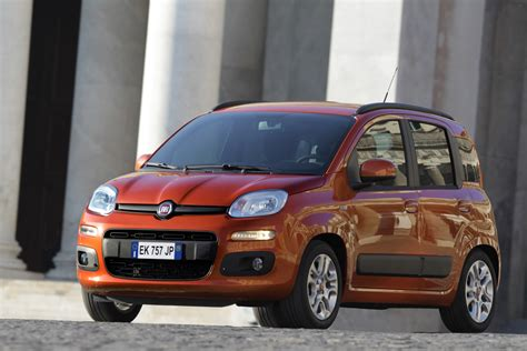 2018 Fiat Panda Appears With A Starting Price Of 8900