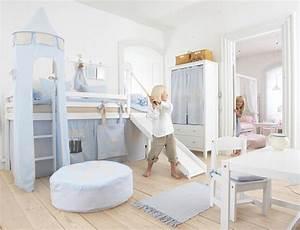 Lit Toboggan Ikea : id e d co chambre enfant un sol pratique fun et original ~ Premium-room.com Idées de Décoration