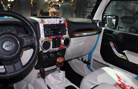 jeep chief concept interior 2015 jeep chief concept car interior design