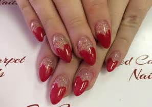 Red carpet nail designs ideas design trends