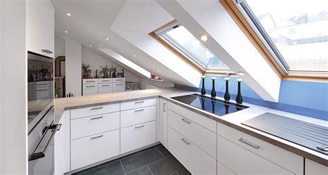 Aufregend Dachgeschoss Kuche by Dachgeschoss K 252 Chen Bilder Home Ideen