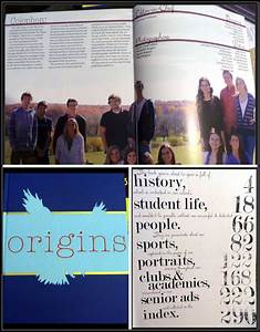 17 Best images about Yearbook Opening & Table of Contents ...