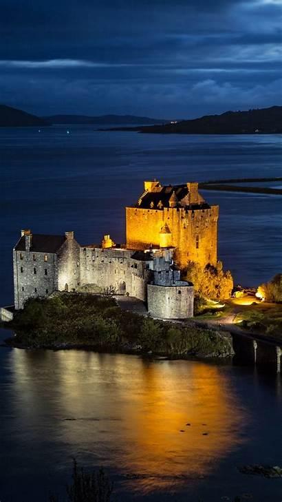 Donan Eilean Castle Mobile