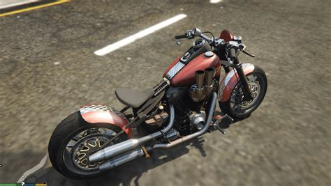 Modification Harley Davidson Boy by Harley Davidson Boy Lo Racing Bobber Gta5 Mods