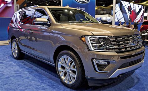 Largest Suv by Ford S Suv Get A Overdue Overhaul Takes On Tech