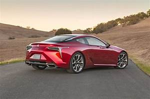 2018 Lexus LC 500 Named Among 3910 Best Interiors39 Clublexus