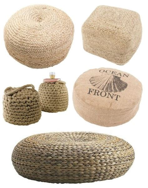 moroccan leather pouf floor pillows poufs bliss living