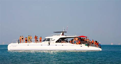 Catamaran Cruise Pattaya by Catamaran Tour In Pattaya