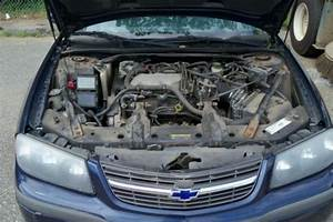 Sell Used 2002 Chevrolet Impala Base Sedan 4