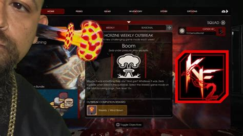 killing floor 2 weekly killing floor 2 weekly outbreak boom mind blown ps4 youtube