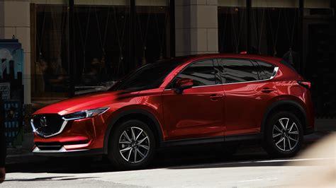 2018 Mazda Cx-5 Crossover Suv