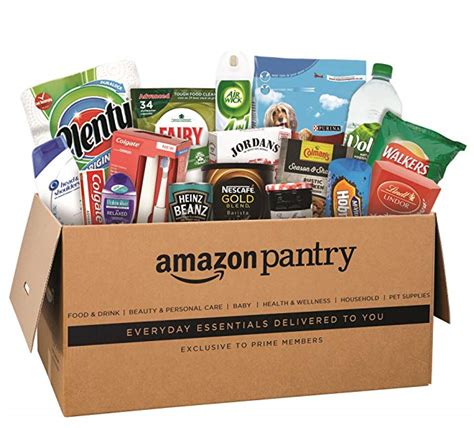 what is prime pantry about our innovations amazonpantry