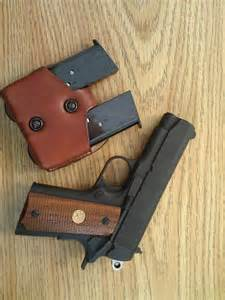 Colt Officers Model 45ACP 1911