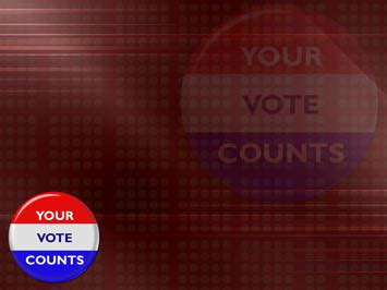 elections  powerpoint templates