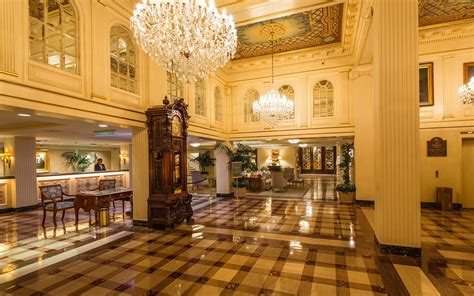 hotel monteleone travel leisure