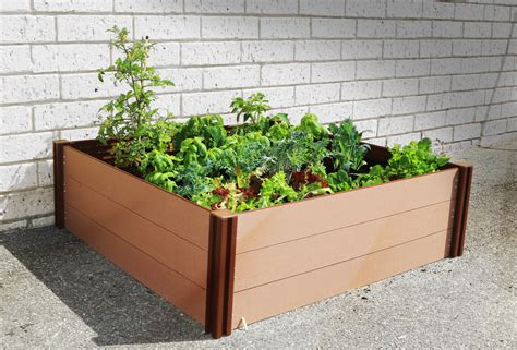 bed garden grow your own vegetables with a raised garden bed holman industries