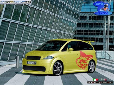 audi a2 tuning audi a2 by davx virtualtuning it
