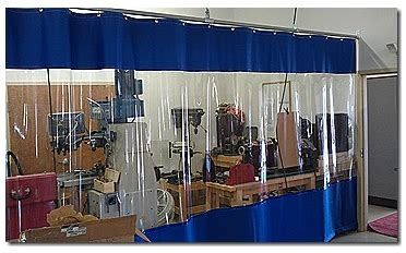 clear industrial curtains akon curtain and dividers