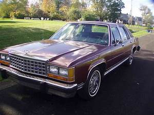 1986 Ford Crown Victoria For Sale
