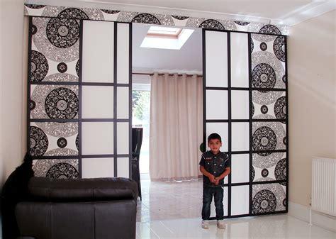 porte coulissante pour chambre ideas para separar ambientes dentro de un mismo espacio
