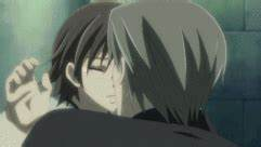 Junjou Romantica - Usagi x Misaki First Kiss