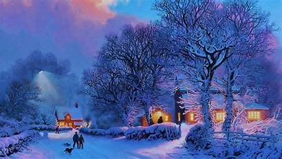 Winter Snow Desktop Wallpapers Backgrounds Background Screensaver