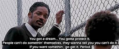 Smith Motivational Gifs Quote Pursuit Happiness Quotes