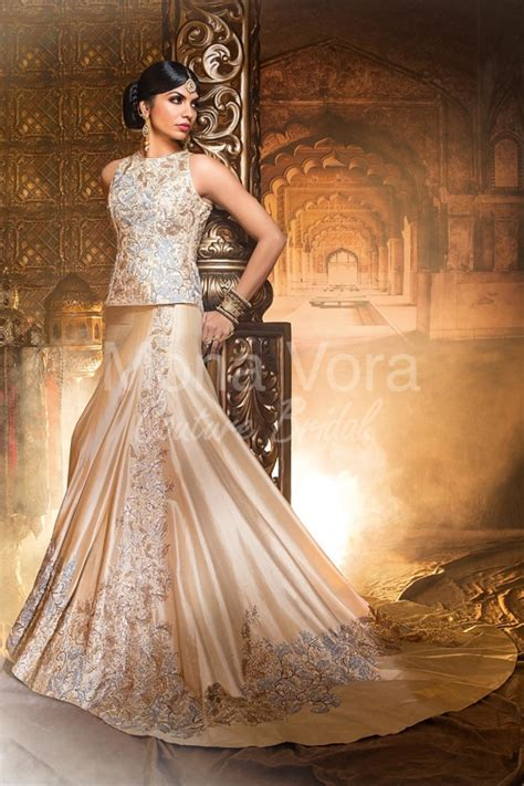 indian bridal wear asian wedding outfits  brides