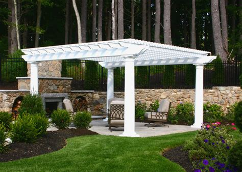 Acrylic Patio Covers by Shade Pergola No Sp2 By Trellis Structures