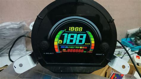 kumpulan 94 modifikasi speedometer satria fu 150 terkeren motor