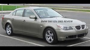 Bmw E60 525i 5 Series 2005