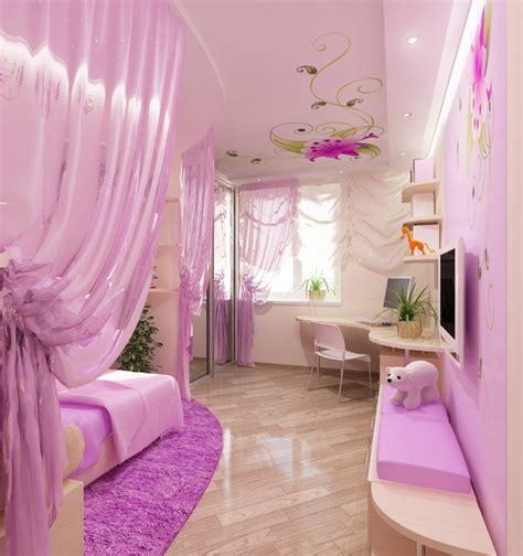 Pink Bedroom Design For A Little Princess Kidsomania