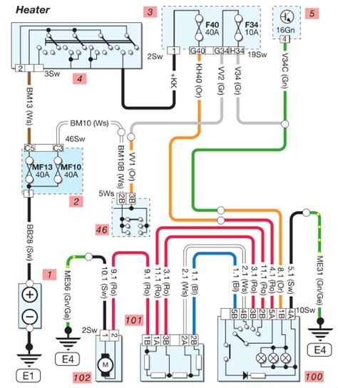 Peugeot 306 Phase 3 Wiring Diagram by Ventilation Capricieuse Et Bruyante R 233 Par 233 E Xsara