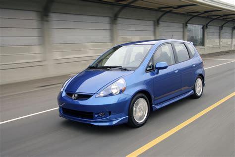 2008 honda fit top speed