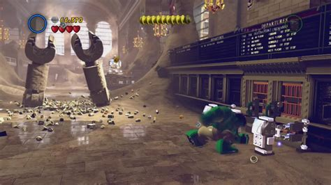100 lego marvel that sinking feeling minikit doctor