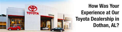 Toyota Dothan Al by Review Our Toyota Dealership Dothan Al Serving Ozark