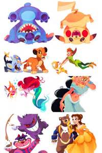 lion king pokemon mashup | Everything Disney Princess ...