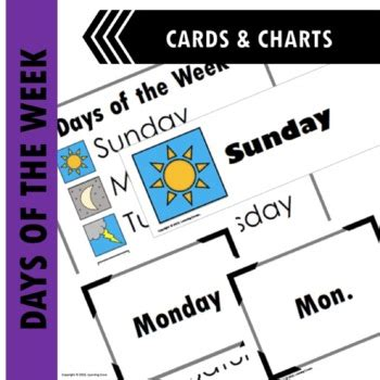 days   week activity packet     super teacher