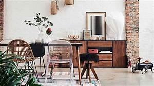 Boho Style Wohnen : boho stil so gestaltest du dein esszimmer im trend mycs ~ Kayakingforconservation.com Haus und Dekorationen