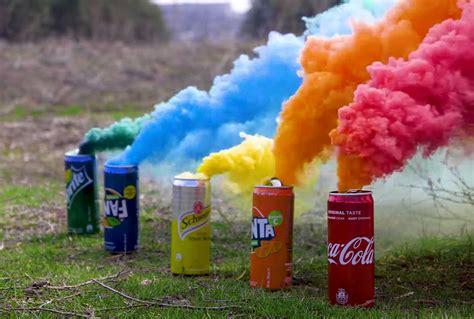 how to make a colored smoke bomb how to make colored smoke bombs boing boing