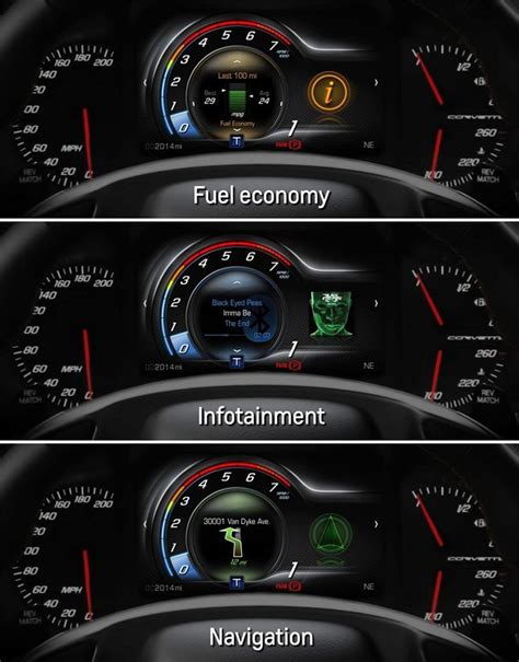 Digital Dashboard Cars by 17 Best Ideas About Digital Dashboard On