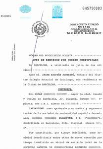 Traducción Jurada Escritura notarial