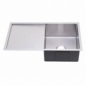 Bai 1230 Stainless Steel 16 Gauge Kitchen Sink Handmade 33