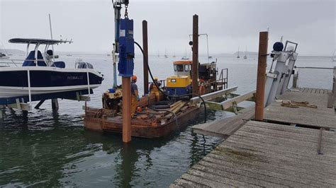 Boat Mooring Jetties by Boat Shelter Project Poole Moorings Jetties