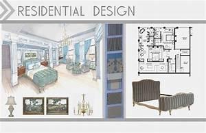 digital interior design portfolio | www.napma.net
