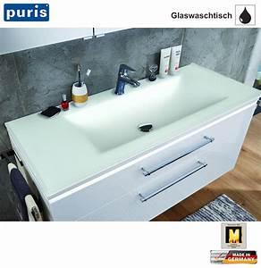 Waschtisch Set 120 Cm : puris cool line waschtisch set 120 cm glas led optional impuls home ~ Bigdaddyawards.com Haus und Dekorationen