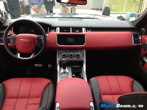 burgundy range rover interior range rover sport red interior 2017 www indiepedia org