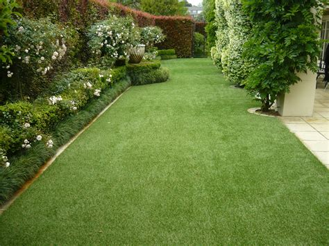 landscaping with artificial grass is artificial grass a good substitute for real grass
